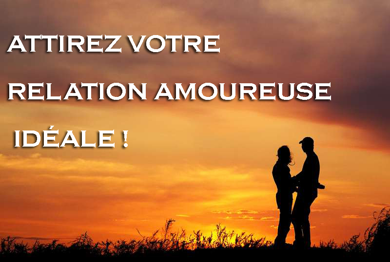 Attirer Une Relation Amoureuse Avec La Loi De L'attraction - MP3