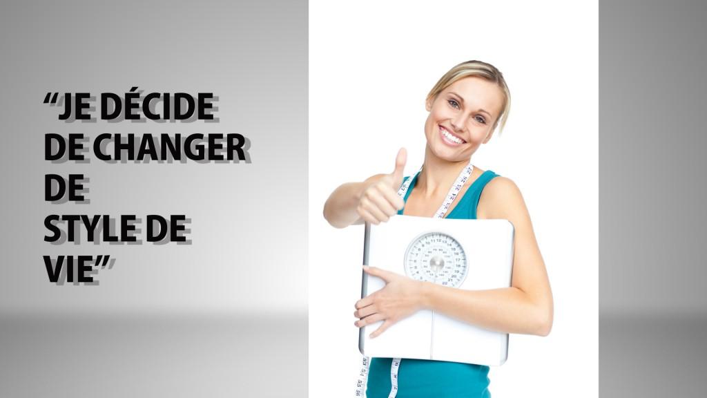 Perdre du poids sans faire de régime avec la loi de l'attraction