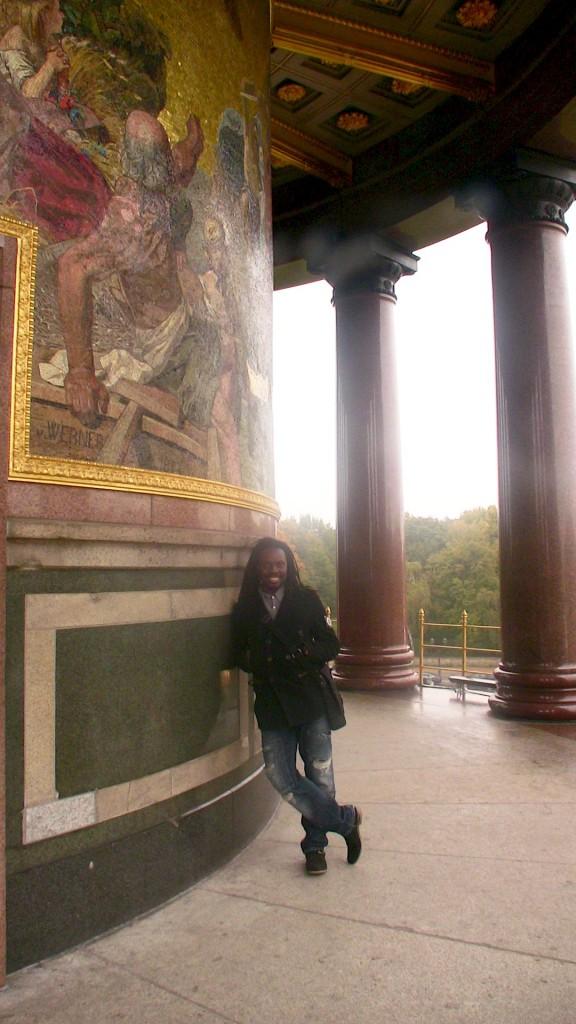 Berlin Siege säule – La colonne de la victoire